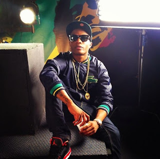 Wizkid 12 600x598 - MTN signs Wizkid as ambassador {via @naijacenter }