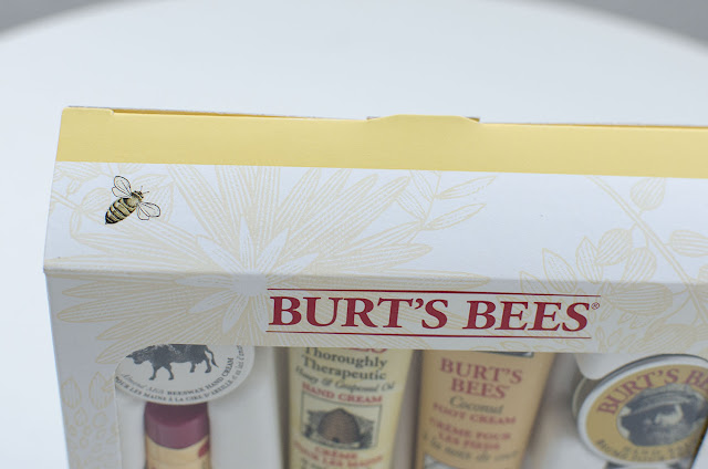 Beautyblogger Andrea Funk andysparkles Burt's Bees