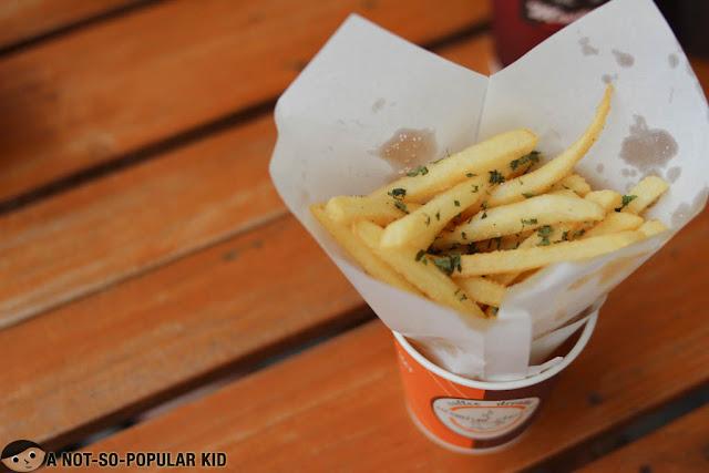 Ean's Fries