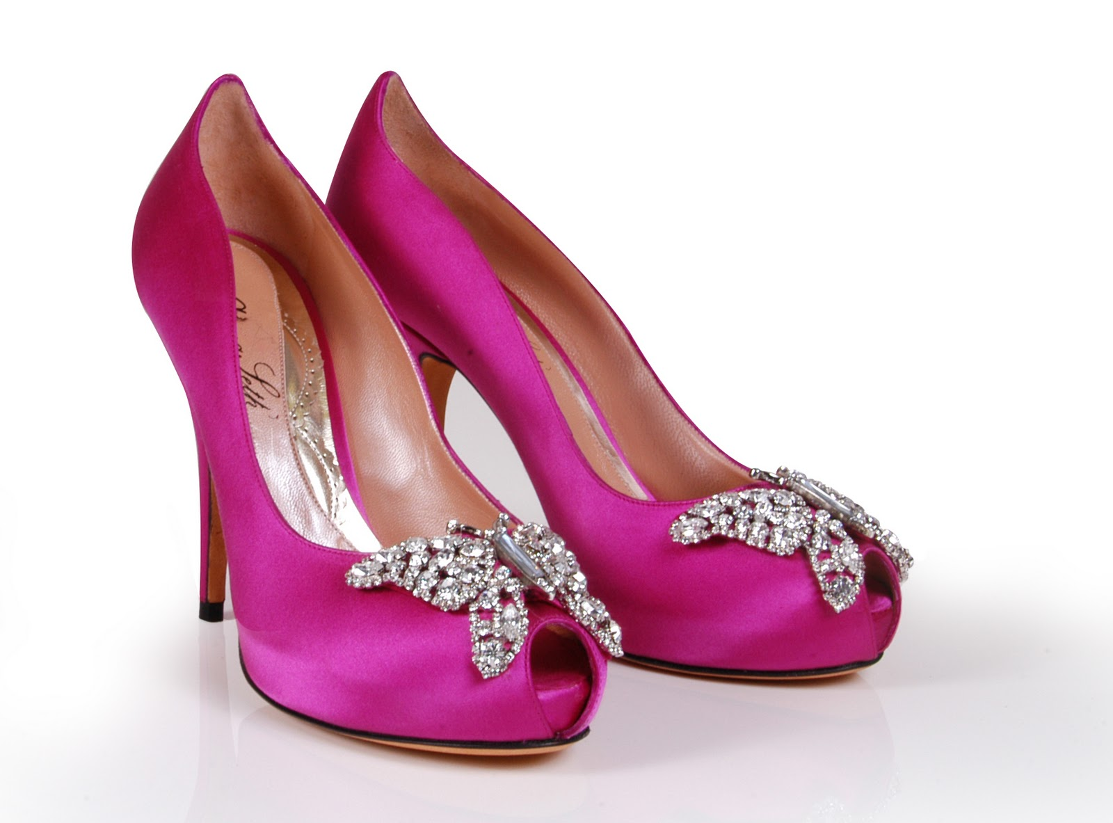 Pink High Heels For Wedding: Aruna Seth Blog: September 2011
