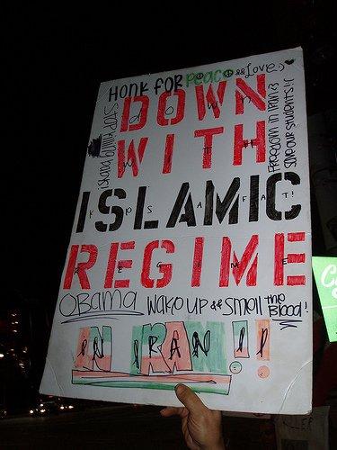 No war needed for Iran regime change