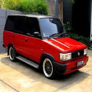 modifikasi kijang super pick up modifikasi kijang super 1989