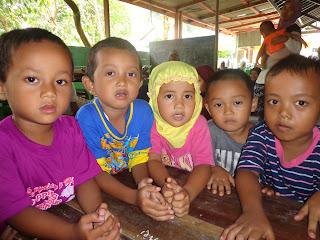 Gambar3 mPembelajaran TPQ PAUD / DTI Shidiqiin Wara`Purwojati-Banyumas