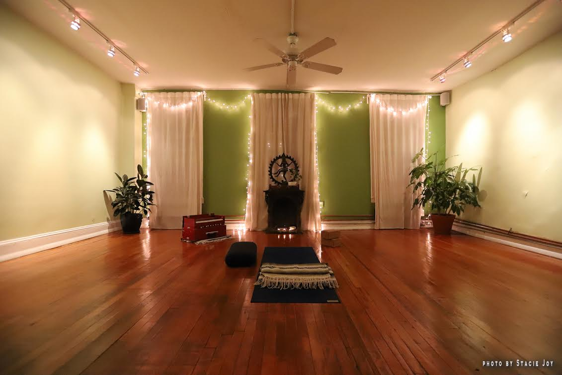 EV Grieve: At East Yoga Center