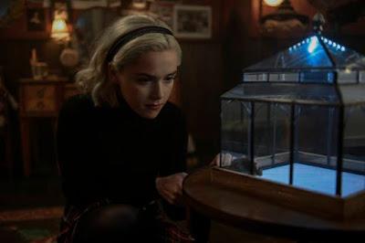 """Episódio 2x07 – """"Os milagres de Sabrina Spellman"""""""