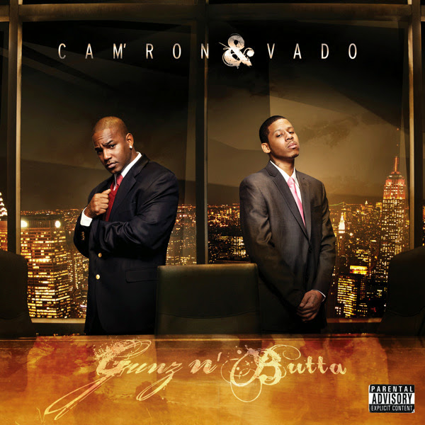 Cam'ron & Vado - Gunz n' Butta (Deluxe Edition)  Cover