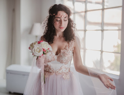 abiti sposa fantasy