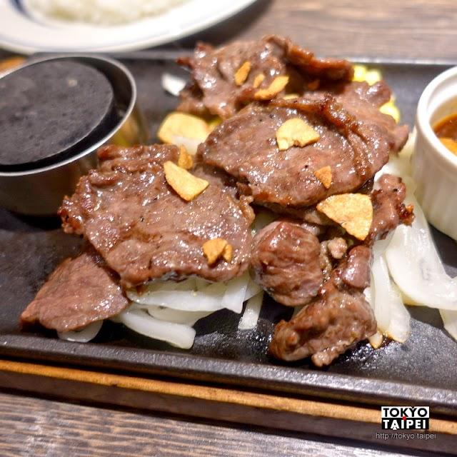 【MEAT GANG!】札幌平價牛排屋 還有沙拉吧吃到飽