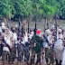 Niger Delta AVengers confront security operatives
