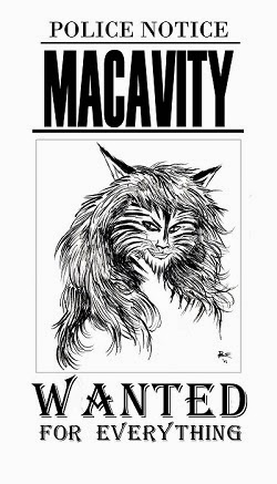 Study Material and Summary of Macavity: The Mystery Cat