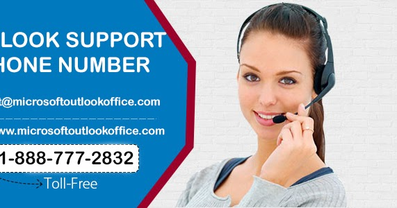 Disclose Outlook Failure and Overcome With Support Phone Number