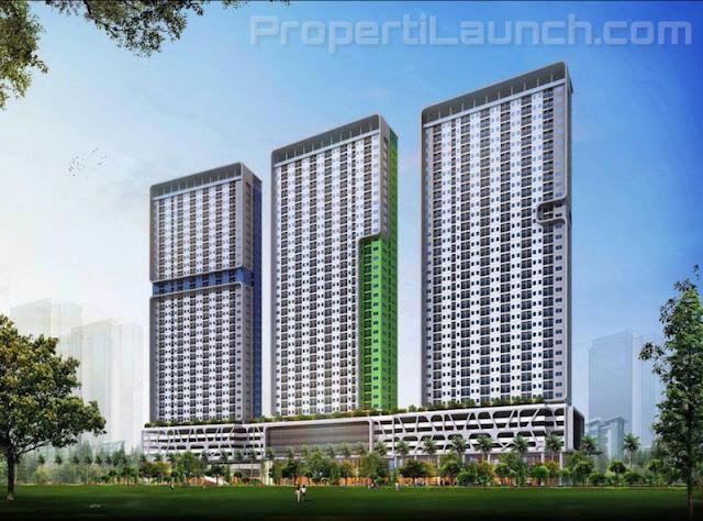 Apartemen B Residence BSD Serpong Tower ke-3 Segera Dipasarkan