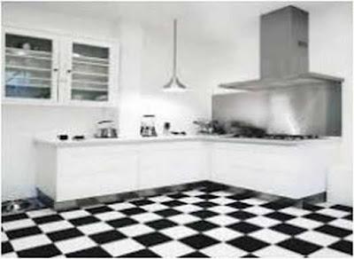 Ideas With Dark Tile Floors Fantastic