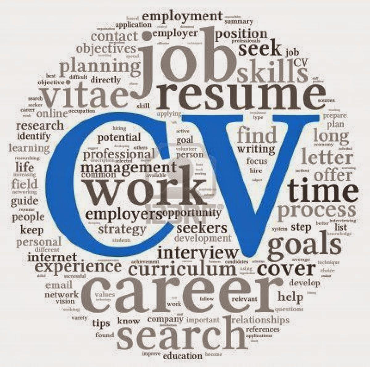 Write A Successful CV