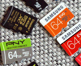 best micro sd card in the world