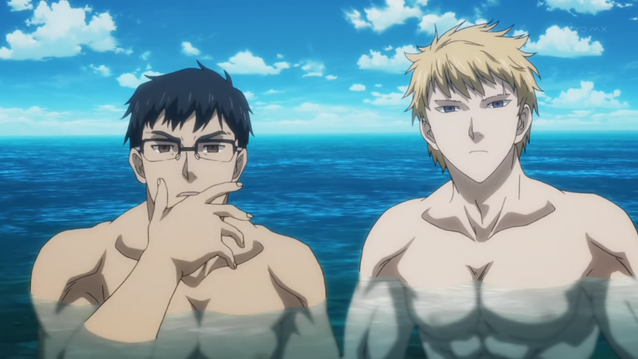 Jormungand - 09 - Lost in Anime