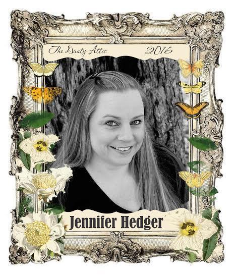 Jennifer Hedger Nude Photos 47