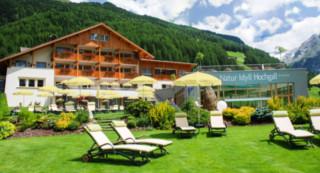 Berghotel Hochgall in Rein in Taufers
