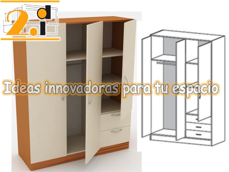 Decoracion de interiores muebles de melamina deco for Muebles de oficina olivos