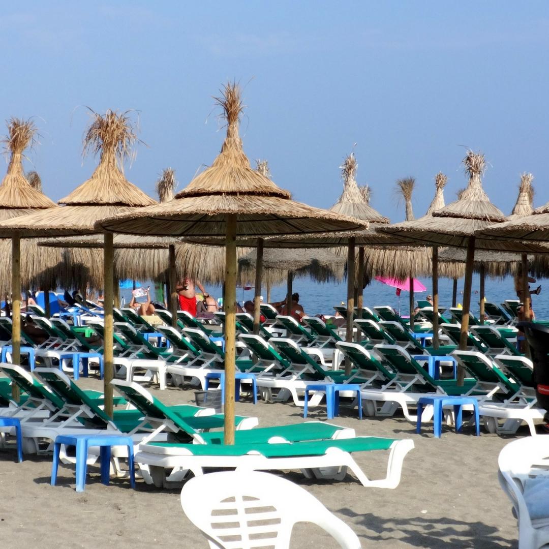 Marbella spain paseo maritimo beach boardwalk my - Boardwalk marbella ...