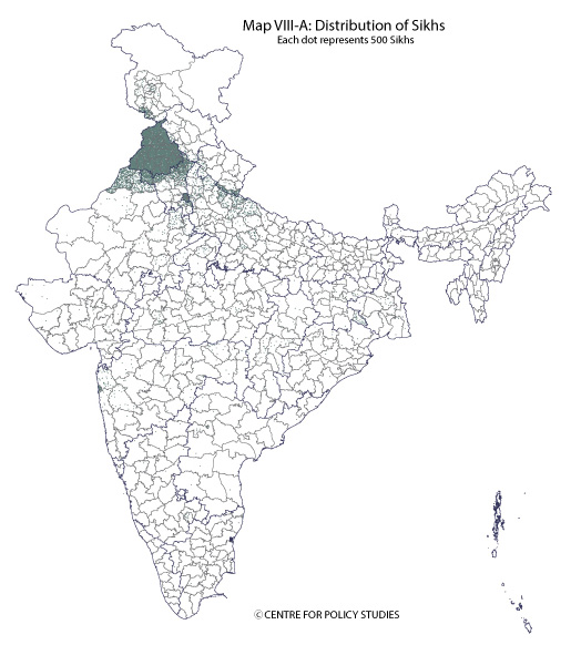 Centre for Policy Studies: Religion Data of Census 2011