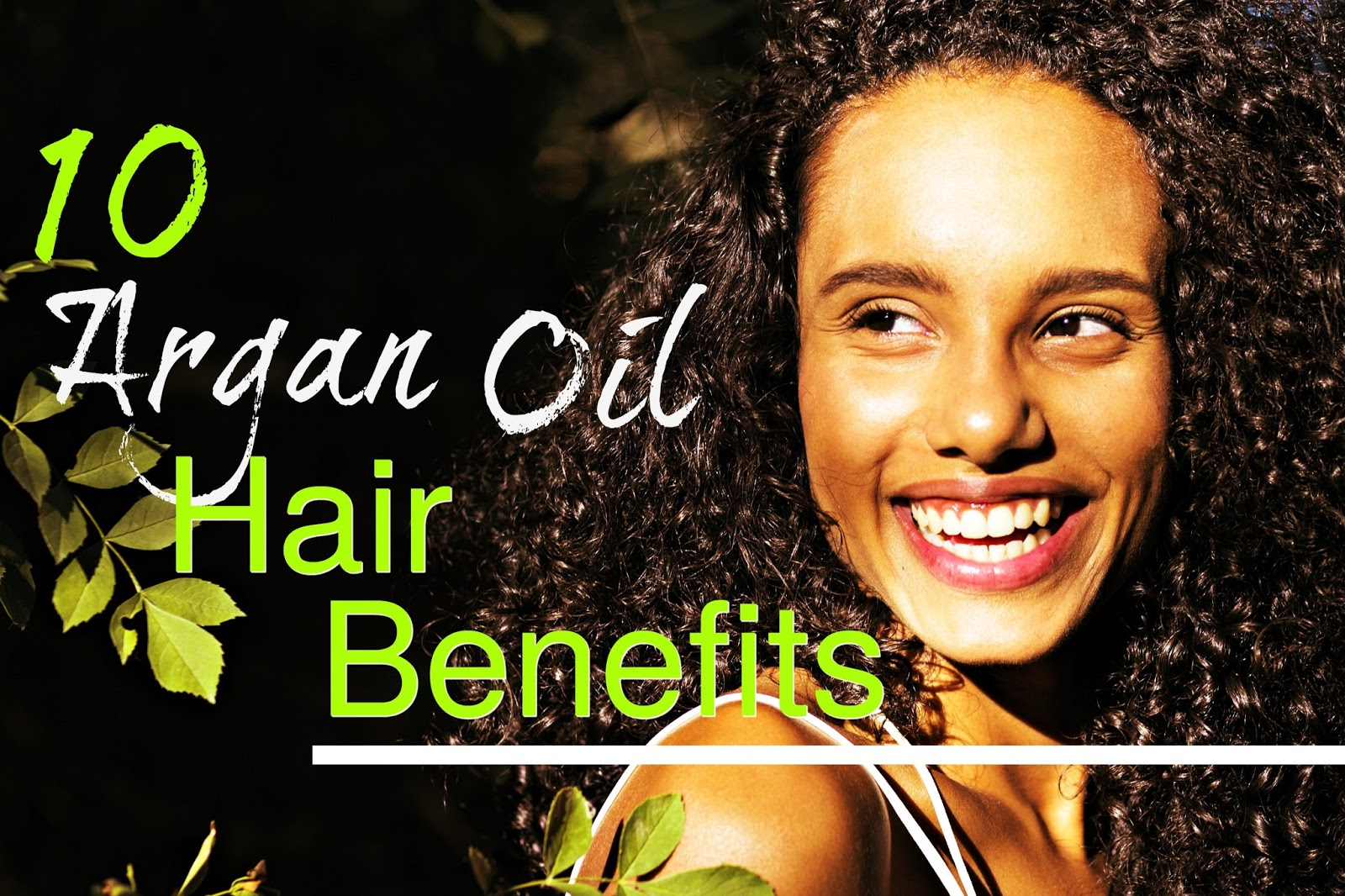10 Argan Oil Benefits For Hair You Didn't Know You Needed! From anti aging to hair growth, Argan oil is great for natural hair.