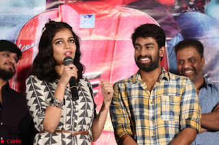 Swathi Reddy Looks super cute at London Babulu theatrical trailer launch ~ Exclusive 005