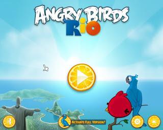 Download game Angry Birds Rio Apk v2.6.2 Mod (Free Shopping) Terbaru Gratis 2016