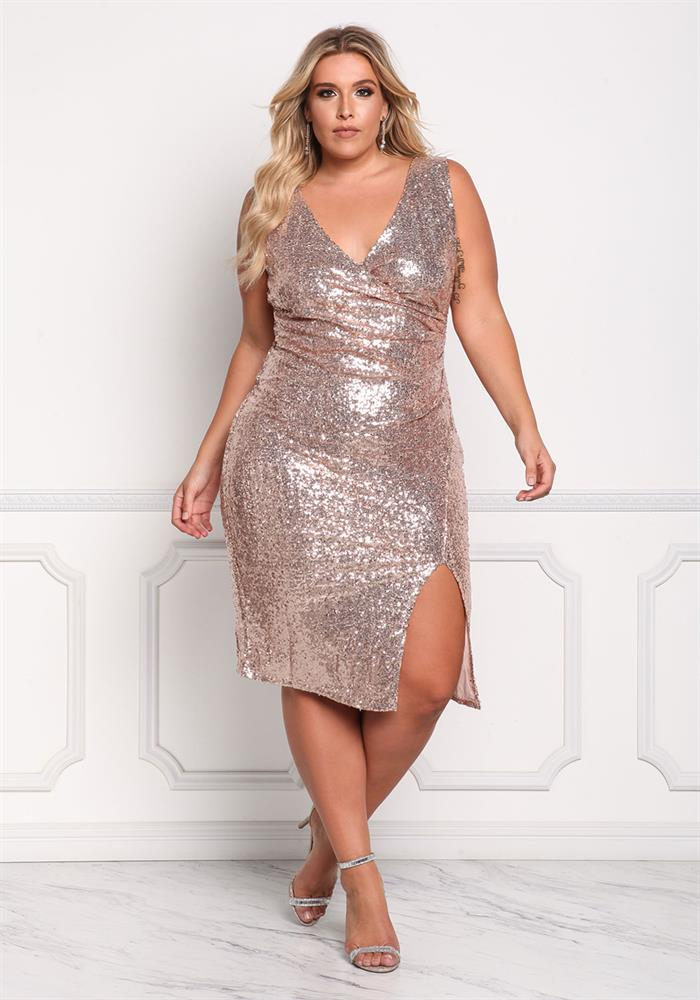 PLUS SIZE PARTY DRESS GUIDE!