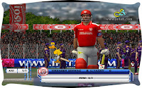 IPL 8 Patch for EA Cricket 07 Gameplay Screenshot 4