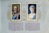 Cigarette Cards: Reign of King George V 1910-1935 49-50