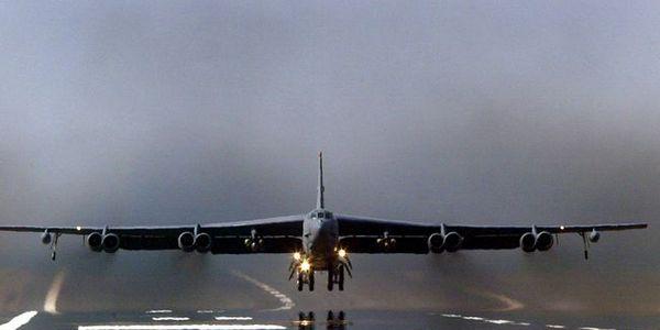Gempur ISIS, Militer AS Kerahkan Pesawat B-52 Ke Qatar