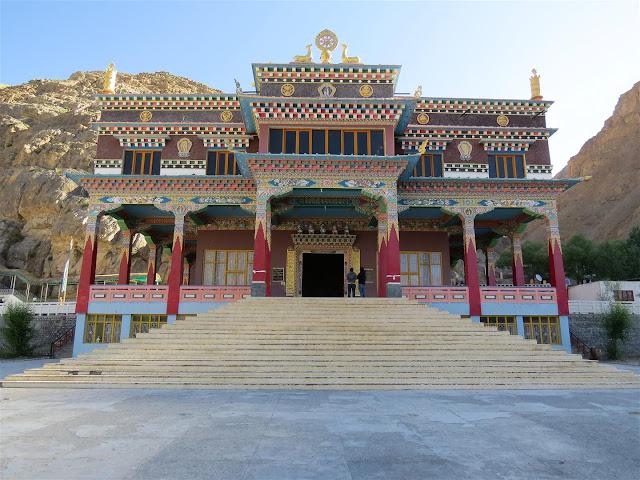 Monastery at Kaza