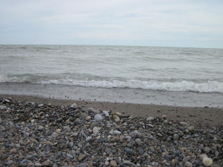 East Beach of Point Pelee.