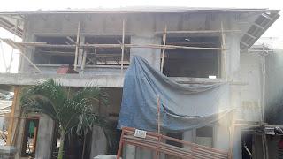 pengerjaan pembangunan rumah bekasi