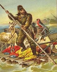 Daniel Defoe Robinson Crusoe könyv