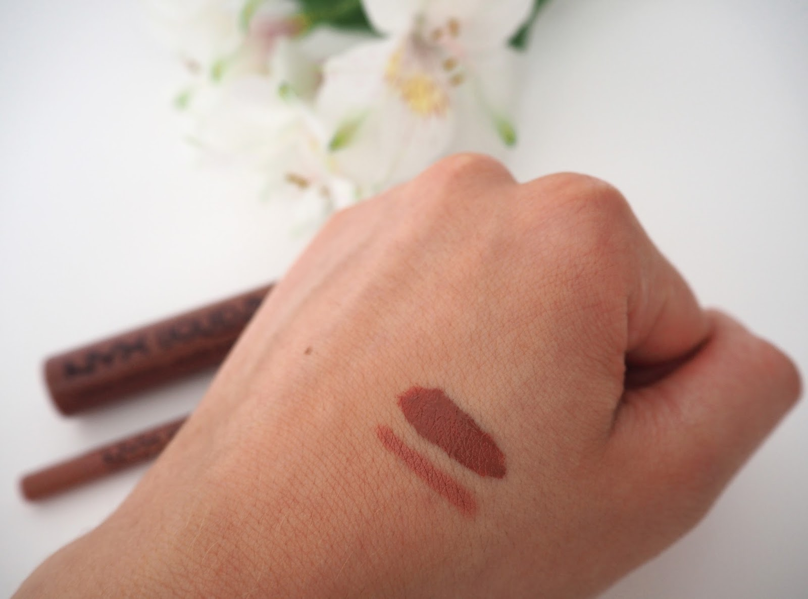 Loves List: June NYX Soft Spoken Liquid Suede | Katie Kirk Loves