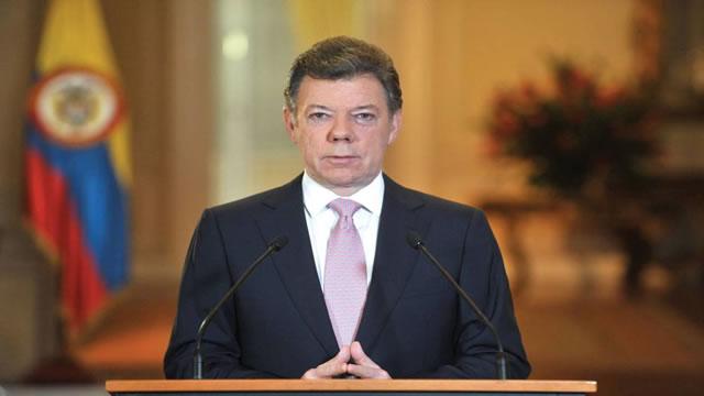 Santos: Estabilidad de Venezuela es una prioridad para Colombia