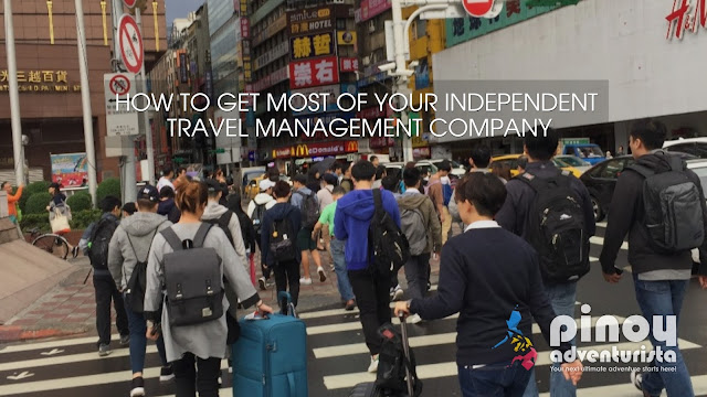 How to get the most out of your independent travel management company