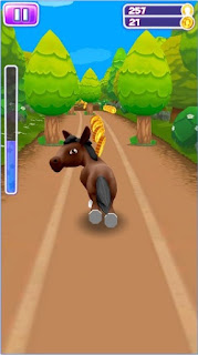 Game Pony Racing 3D Apk