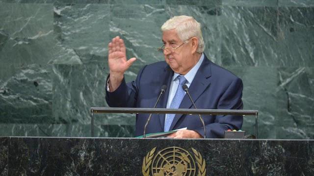 Siria reprocha ante ONU ataque intencional de EEUU a su Ejército