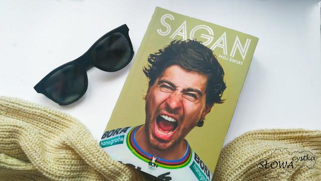 """Każdy kolarski wyścig to sto różnych historii - Peter Sagan """"Mój świat"""" [recenzja]"""