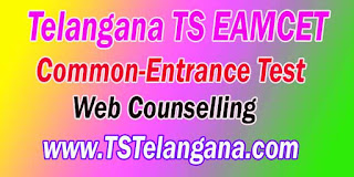 Telangana TS EAMCET TSEAMCET 2017 Web Counselling Download