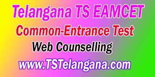 Telangana TS EAMCET TSEAMCET 2017 Web Counselling Download