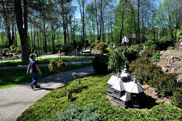 park miniatur sakralnych