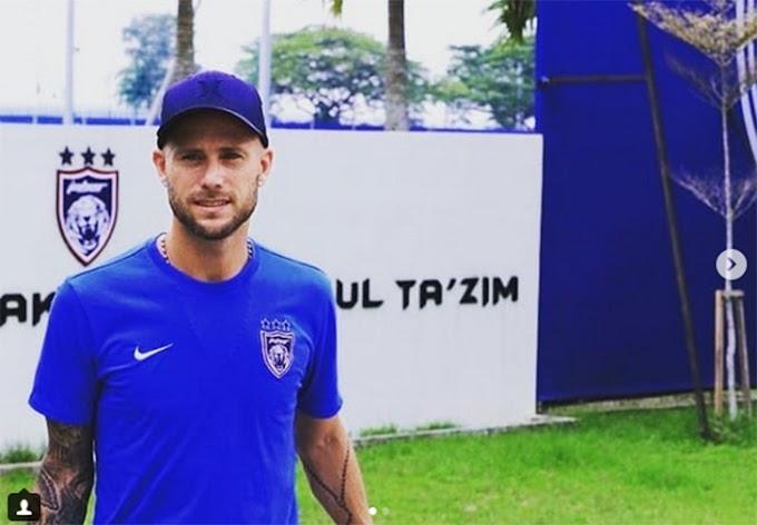 JDT Masih Bernafsu, Piala Malaysia Masih Idaman Kalbu