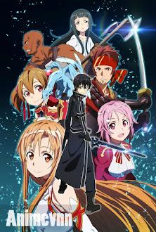Sword Art Online - Đao Kiếm Thần Vực 2012 Poster