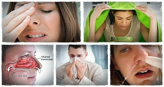 NATURAL HOME REMEDIES FOR SINUSITIS ~ Natural Fitness Tips