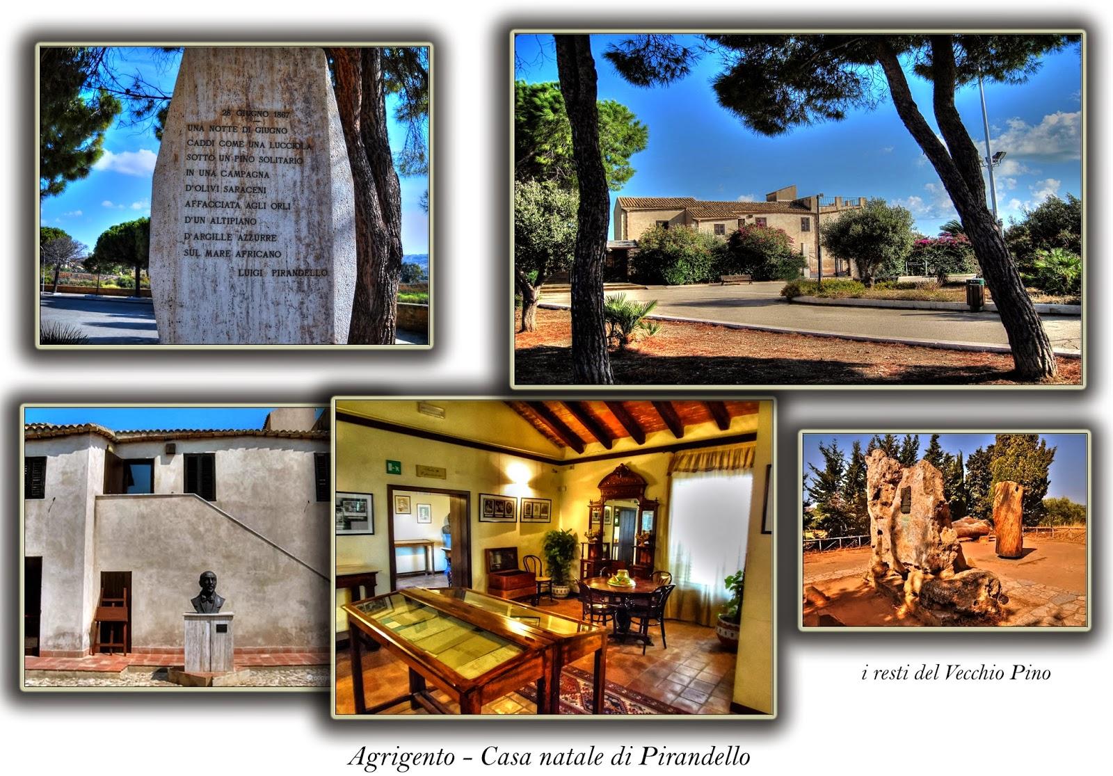Agrigento - Casa natale di Pirandello