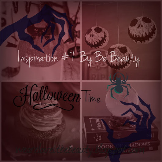 Be Beauty: Inspiracje #7 - Halloween time